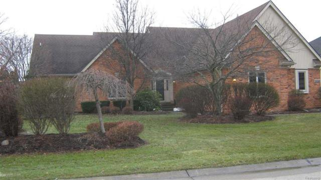 2228 Regency Hills Dr, Shelby Twp, MI 48316 (MLS #58031339635) :: The Toth Team