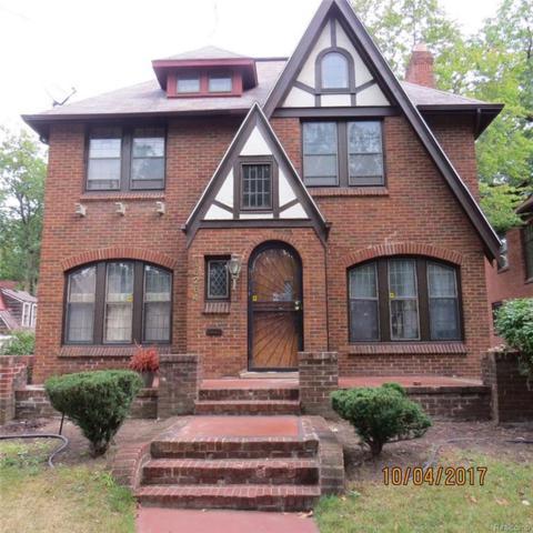 18284 Muirland Street, Detroit, MI 48221 (#218009794) :: Metro Detroit Realty Team | eXp Realty LLC