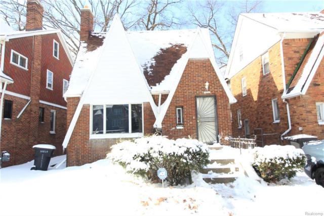 16219 Northlawn Street, Detroit, MI 48221 (#218009964) :: RE/MAX Classic