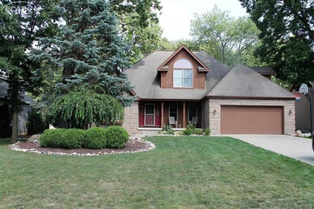 409 River Woods Drive, Flushing, MI 48433 (#5030072098) :: RE/MAX Classic