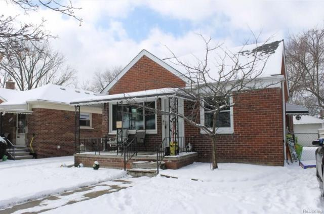 6927 Colonial Street, Dearborn Heights, MI 48127 (#218010014) :: RE/MAX Classic