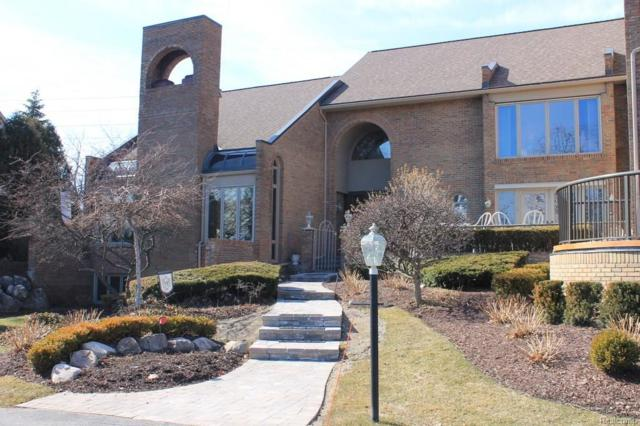 3840 Pine Lake Knoll, West Bloomfield Twp, MI 48324 (#218010031) :: RE/MAX Classic