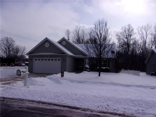 1001 Cottagewood Lane, Algonac, MI 48001 (MLS #218010047) :: The Toth Team