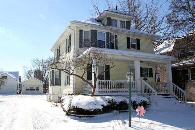 419 W Elm Avenue, Monroe, MI 48162 (#218010088) :: RE/MAX Classic