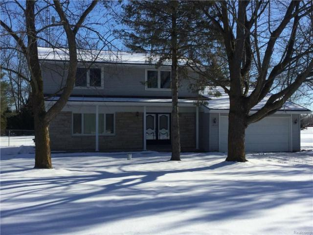 1213 S Morrish Road, Clayton Twp, MI 48532 (#218010127) :: RE/MAX Classic