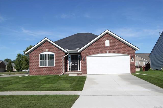 42378 Mandalay Court, Sterling Heights, MI 48313 (#218010142) :: The Buckley Jolley Real Estate Team