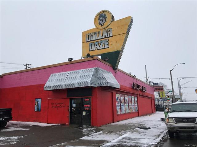 8725 Livernois Avenue, Detroit, MI 48204 (#218010185) :: RE/MAX Classic