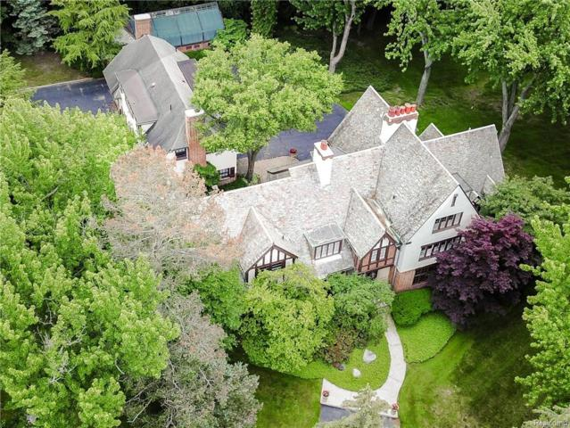 240 E Hickory Grove Road, Bloomfield Hills, MI 48304 (#218010546) :: RE/MAX Classic
