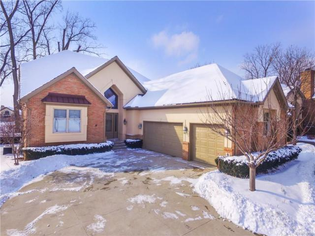9 Gleneagles Court, Dearborn, MI 48120 (#218010614) :: RE/MAX Classic