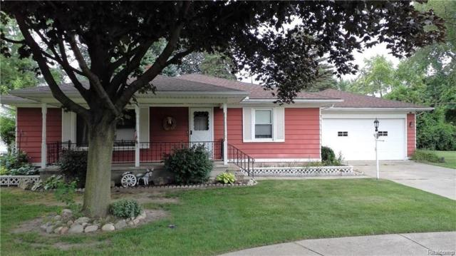 20112 Angling Street, Livonia, MI 48152 (#218010734) :: The Buckley Jolley Real Estate Team
