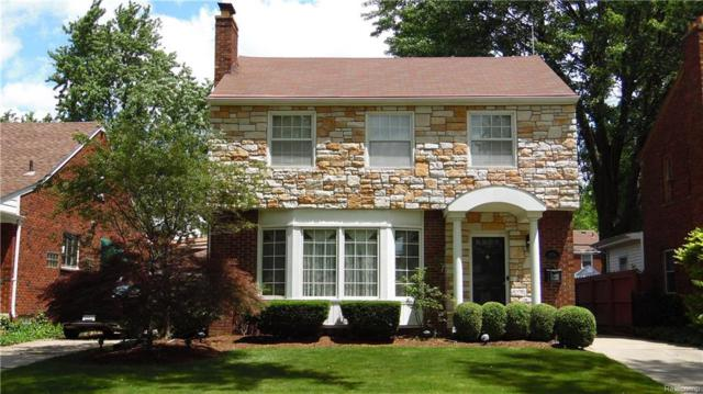 1778 Bournemouth Street, Grosse Pointe Woods, MI 48236 (#218010800) :: RE/MAX Classic