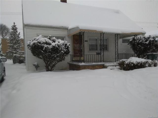 1121 E Goulson Avenue, Hazel Park, MI 48030 (#218010803) :: RE/MAX Classic