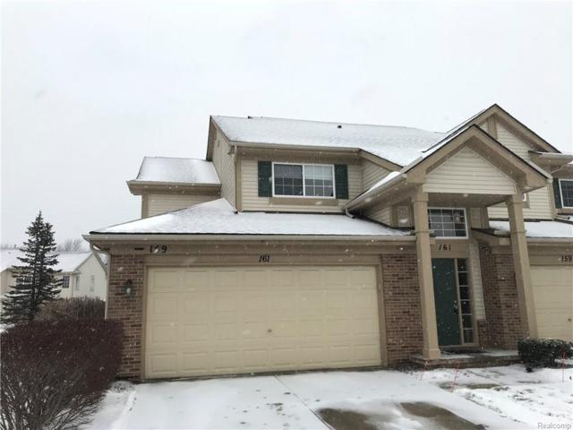 161 Vista #68, Auburn Hills, MI 48326 (#218010875) :: RE/MAX Classic