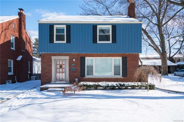 1104 N Washington Avenue, Royal Oak, MI 48067 (#218010953) :: RE/MAX Classic
