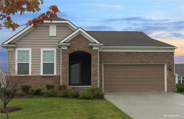 27555 Montague Drive, Brownstown Twp, MI 48134 (#218011055) :: RE/MAX Classic