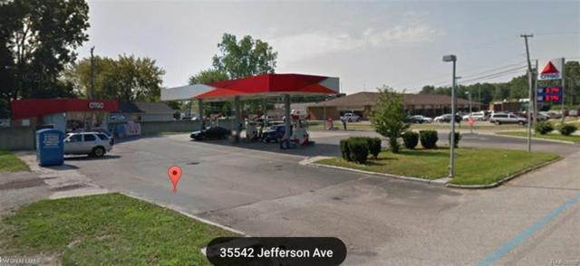 35526 Jefferson, Harrison Twp, MI 48045 (MLS #58031339945) :: The Toth Team