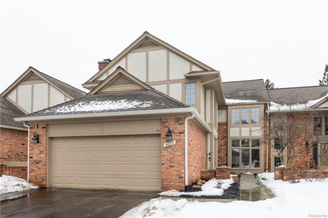 4073 Willoway Place Drive, Bloomfield Twp, MI 48302 (#218011164) :: RE/MAX Classic