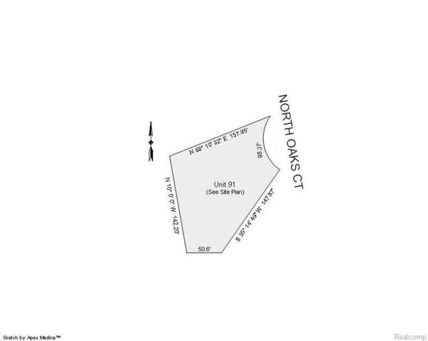 91 North Oak Court, Grand Blanc Twp, MI 48439 (#218011283) :: RE/MAX Classic