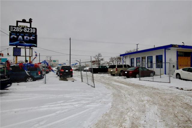 2101 S Dort Highway, Flint, MI 48507 (#218011384) :: RE/MAX Classic