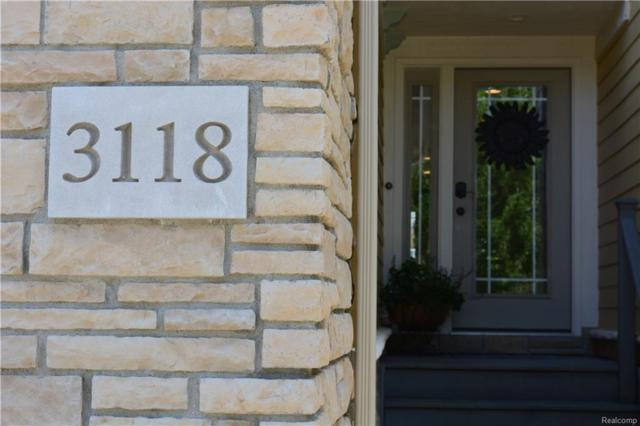 3118 Charm Harbor Drive, Frenchtown Twp, MI 48162 (#218011468) :: RE/MAX Classic