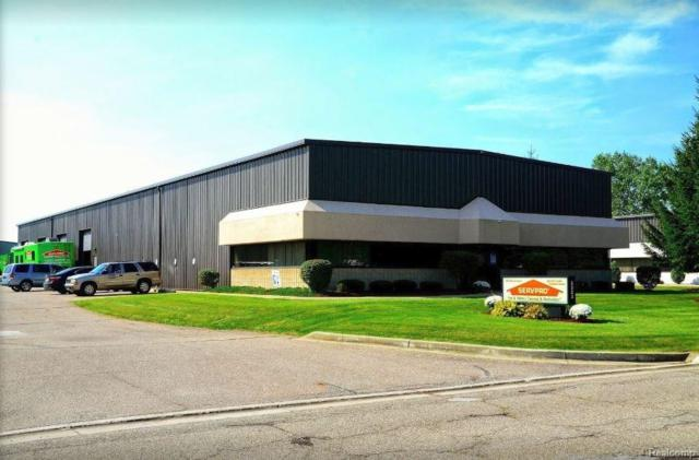 5223 Commerce Road, Flint Twp, MI 48507 (MLS #218011688) :: The Toth Team