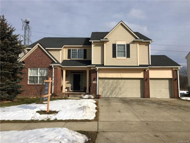 5040 White Tail Court, Commerce Twp, MI 48382 (#218011777) :: RE/MAX Classic