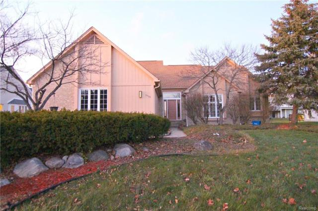 5538 Silver Pond, West Bloomfield Twp, MI 48322 (#218011797) :: RE/MAX Classic
