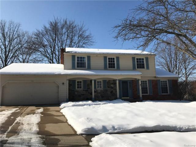 1011 Fairfax Court, Northville, MI 48167 (#218011813) :: RE/MAX Classic