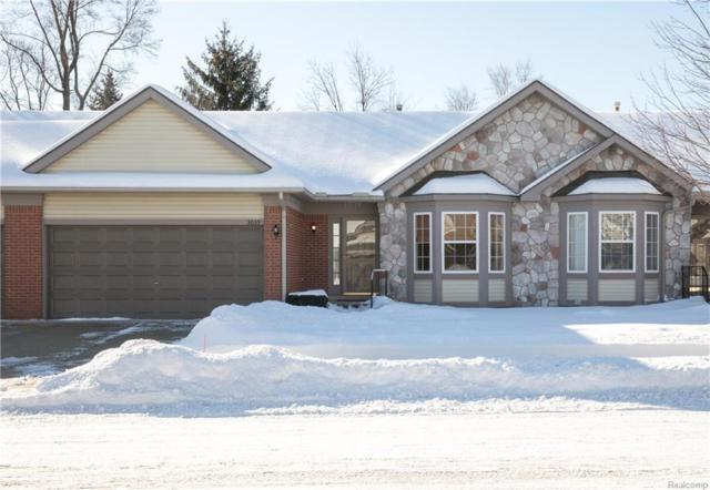 3059 Brookside Drive #52, Waterford Twp, MI 48328 (#218012067) :: RE/MAX Classic