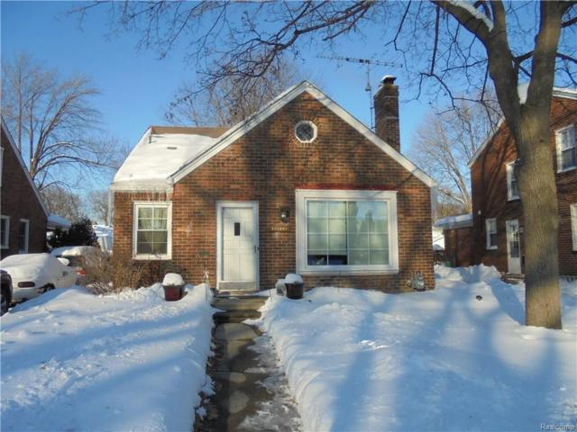 1916 Manchester Boulevard, Grosse Pointe Woods, MI 48236 (#218012125) :: RE/MAX Classic
