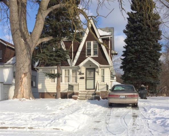 18044 Fairport Street, Detroit, MI 48205 (#218012151) :: RE/MAX Classic