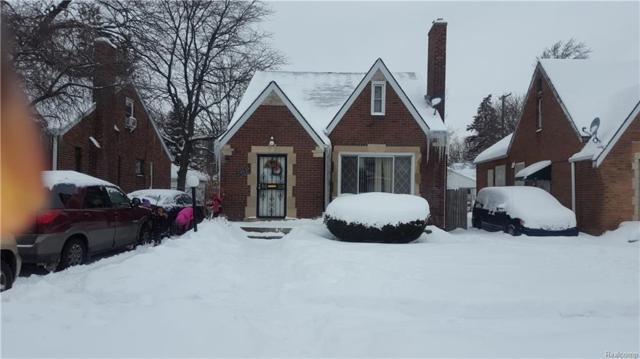 12635 Riad Street, Detroit, MI 48224 (#218012181) :: Duneske Real Estate Advisors