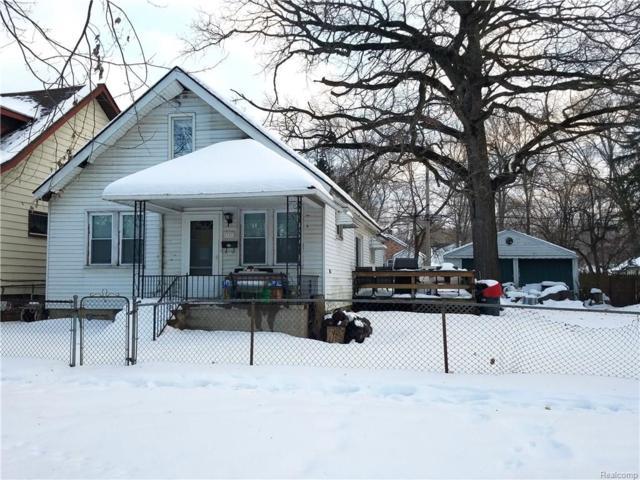 387 W Bernhard Avenue, Hazel Park, MI 48030 (#218012201) :: RE/MAX Classic