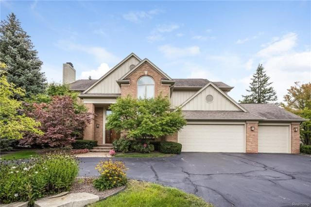 5138 Village Commons Drive, West Bloomfield Twp, MI 48322 (#218012231) :: RE/MAX Classic