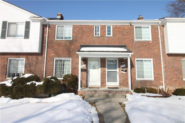 23227 Edsel Ford Court #161, Saint Clair Shores, MI 48080 (#218012296) :: RE/MAX Classic