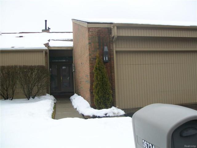 36724 Tanglewood Lane #20, Farmington Hills, MI 48331 (#218012302) :: RE/MAX Classic