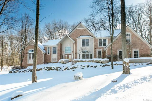 1865 Hickory Valley Road, Milford Twp, MI 48380 (#218012350) :: RE/MAX Classic
