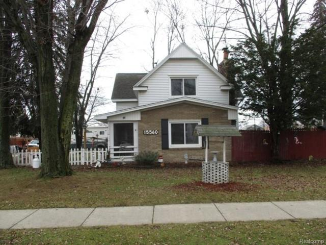 15560 Burr Street, Taylor, MI 48180 (#218012374) :: RE/MAX Nexus