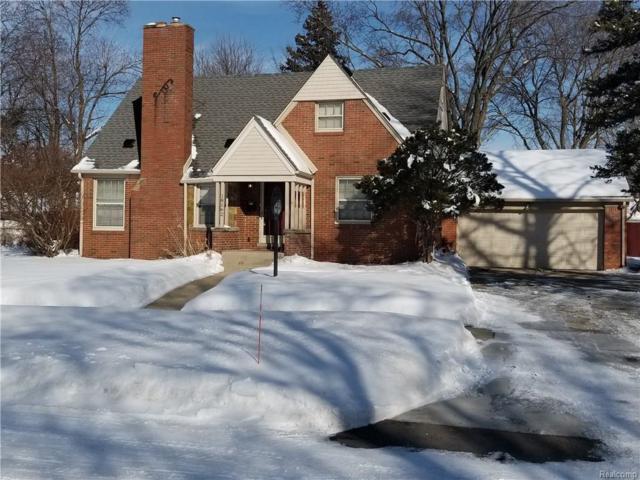 18162 Melrose Avenue, Southfield, MI 48075 (#218012406) :: Metro Detroit Realty Team   eXp Realty LLC