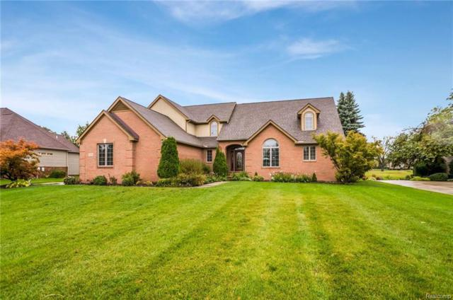 1770 Cypress Pointe Court, Pittsfield Twp, MI 48108 (MLS #218012429) :: The Toth Team