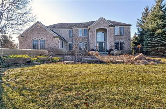2447 Selkirk Court, Oakland Twp, MI 48306 (MLS #218012454) :: The Toth Team