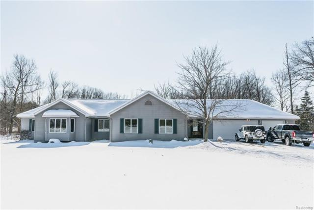 3623 Brauer Road, Hadley Twp, MI 48371 (#218012589) :: Simon Thomas Homes