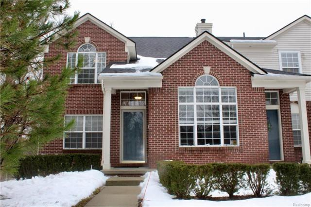 11201 Lindsey Court, Walled Lake, MI 48390 (#218012602) :: RE/MAX Classic