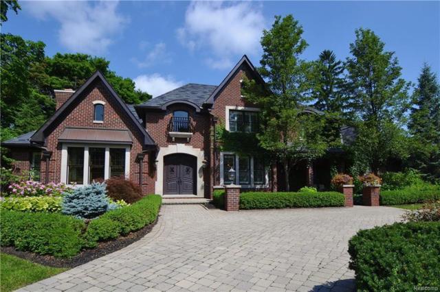3250 Morningview Terrace, Bloomfield Twp, MI 48301 (#218012608) :: RE/MAX Classic