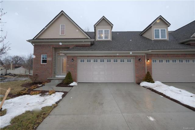 42408 Gateway Drive #44, Plymouth Twp, MI 48170 (#218012764) :: RE/MAX Classic