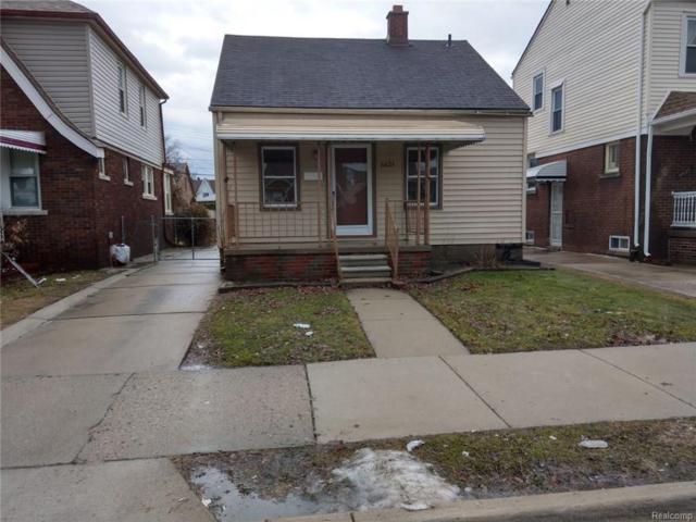 6431 Mead Street, Dearborn, MI 48126 (#218012816) :: RE/MAX Classic