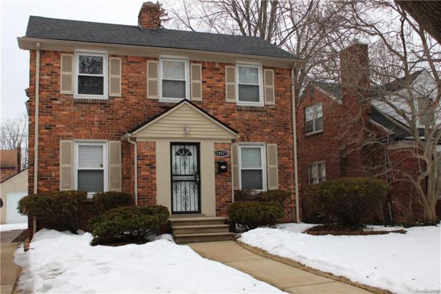 14577 Rosemont Avenue, Detroit, MI 48223 (#218012825) :: Metro Detroit Realty Team | eXp Realty LLC
