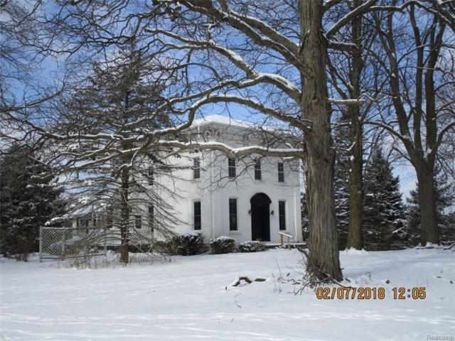 4175 Gleaner Hall Road, Ann Arbor Twp, MI 48105 (#218012835) :: RE/MAX Classic