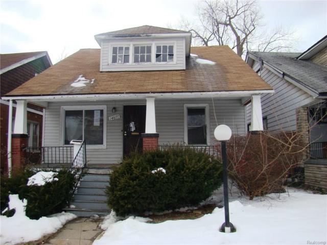 14877 Monica Street, Detroit, MI 48238 (#218012836) :: RE/MAX Classic