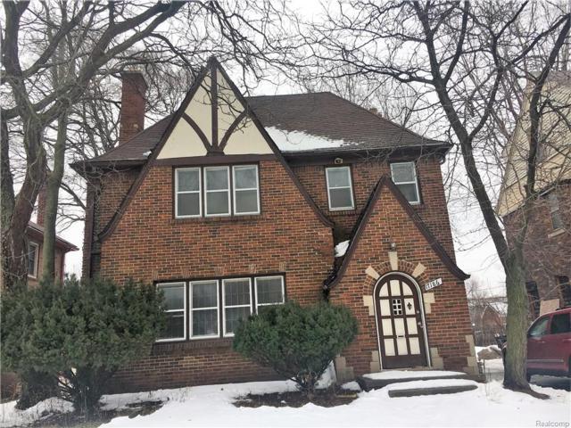 17186 Parkside Street, Detroit, MI 48221 (#218012894) :: RE/MAX Classic